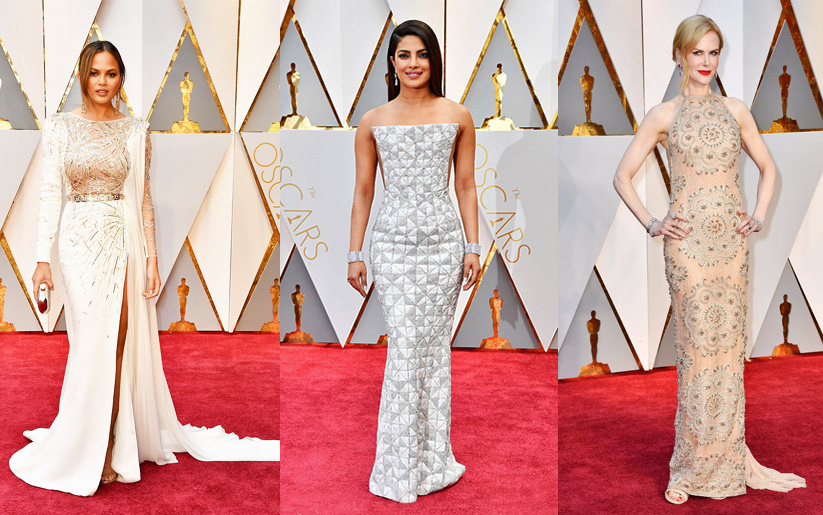 Who Wore What at the Oscars?