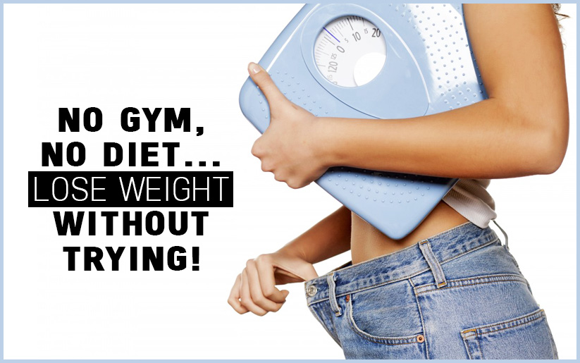 5 Easy Ways to Lose Weight Without Hitting the Gym