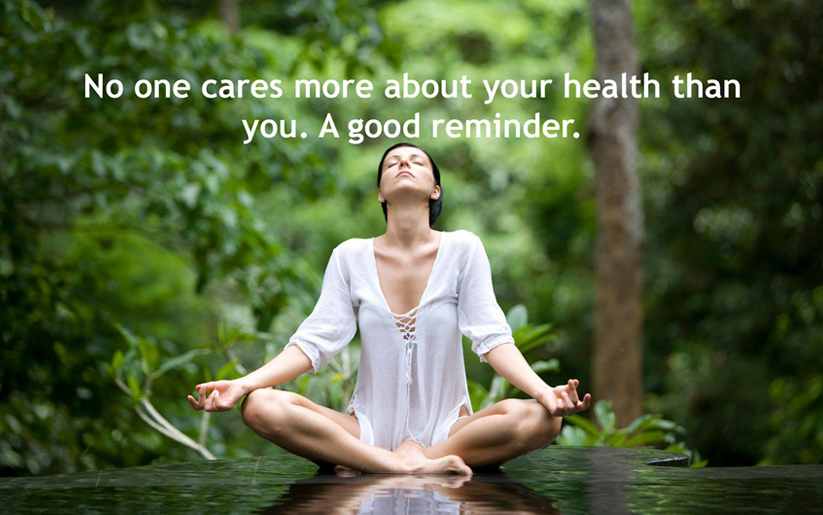 Take Care of Your Overall Health