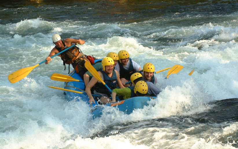 Have You Tried River Rafting in Rishikesh?