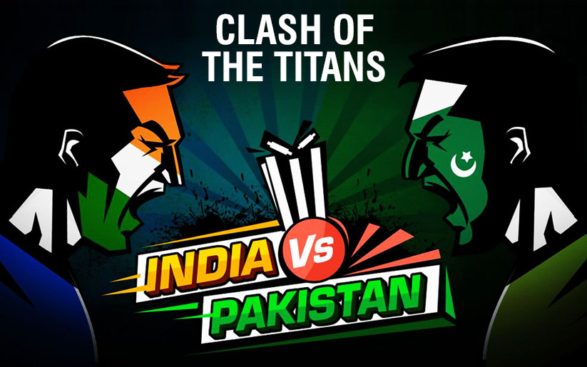 Watch the Ind vs. Pak Match Live at These Places