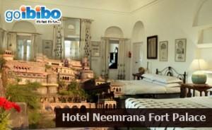 Hotel Neemrana Fort Palace