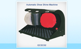 Automatic Shoe Shine Machine