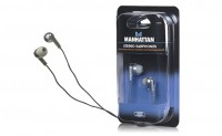 Manhattan Stereo Earphones
