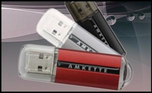 Amkette Robusto 8GB Flash Drive