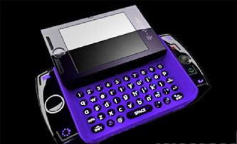 Motorola Q700 Sidekick Slide Unlocked GSM Mobile Phone