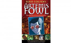 Artemis Fowl: The Graphic Novel (Indian)