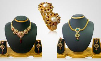Classy Traditional Jewelry