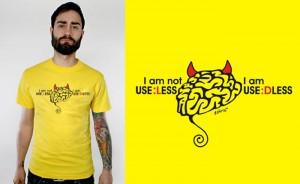 I Am Not Useless, I Am Usedless