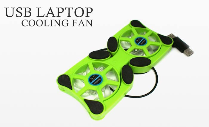 USB Laptop Cooling Fan