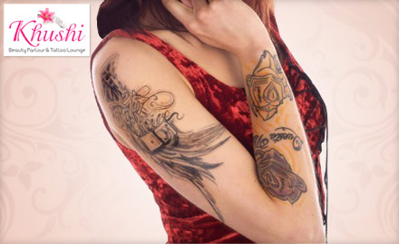 Khushi Beauty Parlour & Tattoo Lounge
