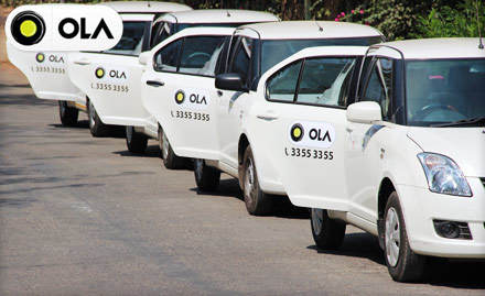 Take free ride with OLA cab worth rupees 500