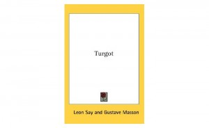 Turgot (Paperback) by Leon Say