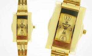 Maxima Wrist Watch for ladies- E- 23991CMLY