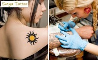 Surya Tattoo
