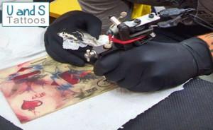U & S Tattoos