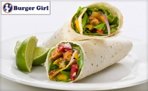 Burger Girl Restaurant