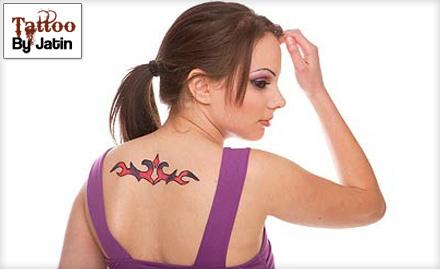 Tattoo By Jatin