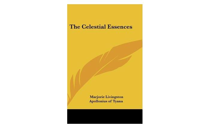 The Celestial Essences (Hardcover) by Marjorie Livingston