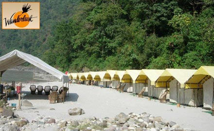 Ganga � River Rafting Swiss Camp & Cottages