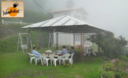Overnight stay at Dhanaulti woods