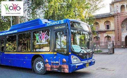HOHO Bus Service
