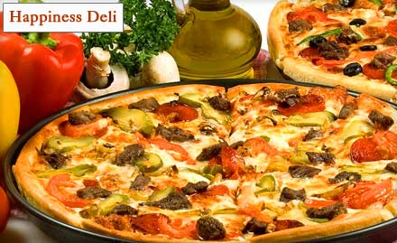 50% off at Happiness Deli at Rs 25