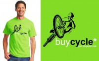 Funky Buy Cycle T-shirt
