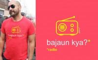 Bajau kya? Radio T-shirt