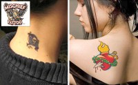Mischief Tattoo Art
