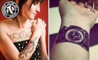 Permanent Tattoo Art
