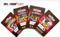 Moser Baer Pen Drive 4GB-Swivel Coupons
