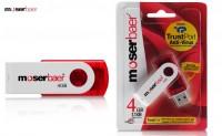 Moser Baer Swivel 4GB Pen Drive Coupons