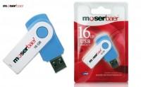 Moser Baer Swivel 16GB Pen Drive Coupons