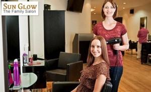 Sun Glow -The Family Salon
