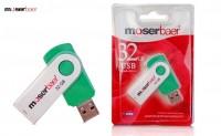 Moser Baer Swivel 32GB Pen Drive Coupons
