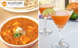 Dawat Restaurant, Sun Park Resort