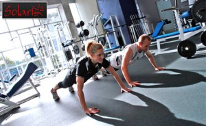 Solaris Fitness World