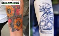 Eric Tattoos