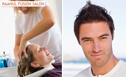 Raahul Fusion Salon