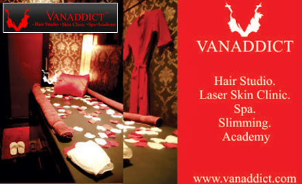 VANADDICT Unisex Salon & Spa