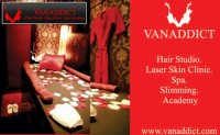 VANADDICT Unisex Salon & Spa