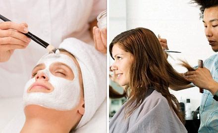 British hair & beauty salon