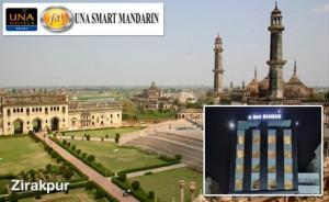 Hotel UNA Smart Mandarin