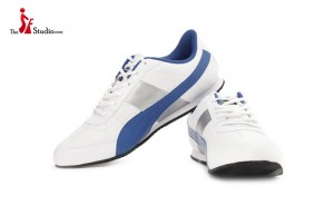 Puma Running Shoes - White