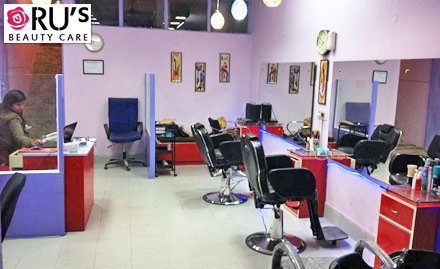 Salons grooming packages at ru 39 s beauty care in lajpat for Adamo salon malviya nagar