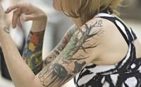 Body Art Permanent Tattoo
