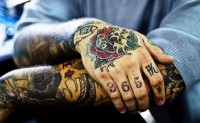 Bilal Burning Tattoo Maker