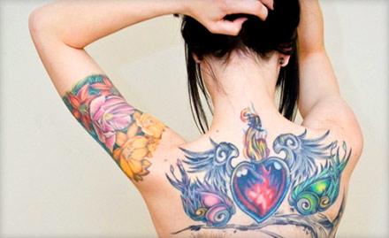 ZEE Body Graphics Tattooz