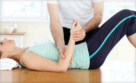 Physiotherapy & Yoga Chikitsa Kendra